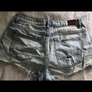BDG Jean shorts!